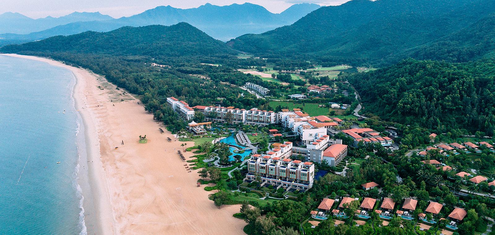 Khu nghỉ dưỡng, khách sạn Angsana Lăng Cô