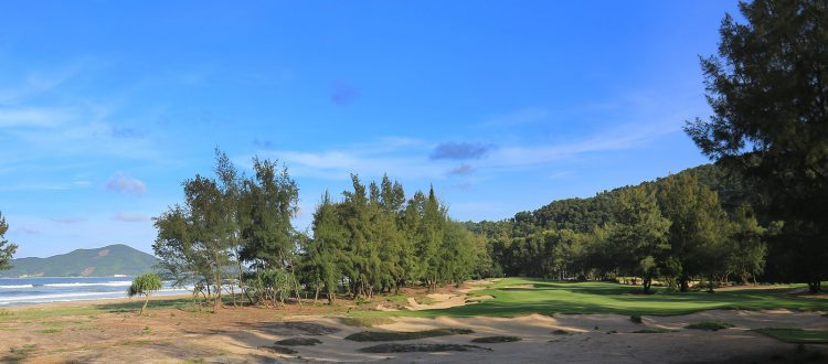 Hole 9, Laguna Golf Lang Co, Best Golf resort of the year