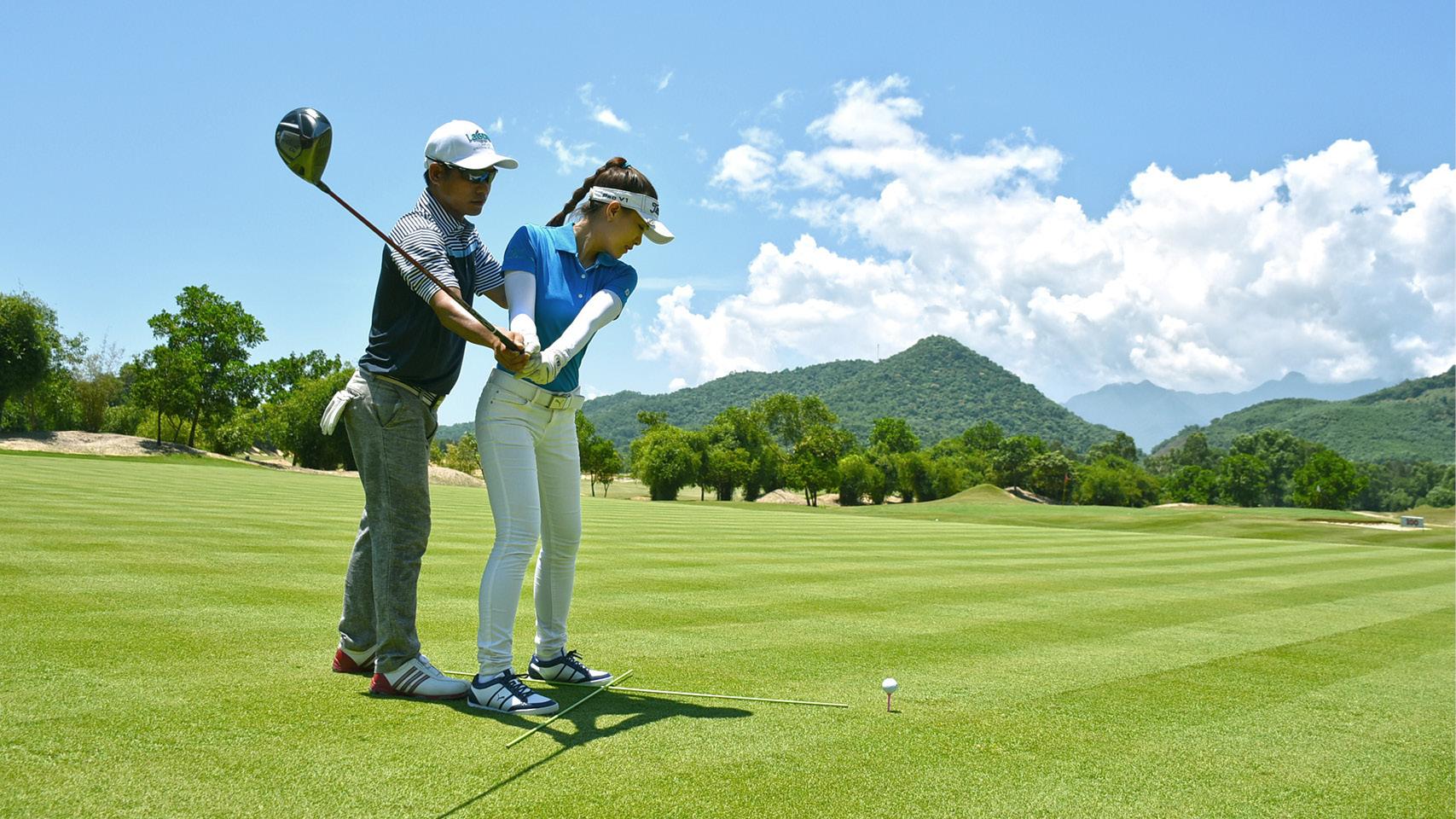 Laguna Golf Academy banner
