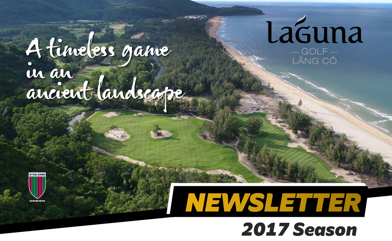 Laguna Golf Lăng Cô Newsletter 2017 season