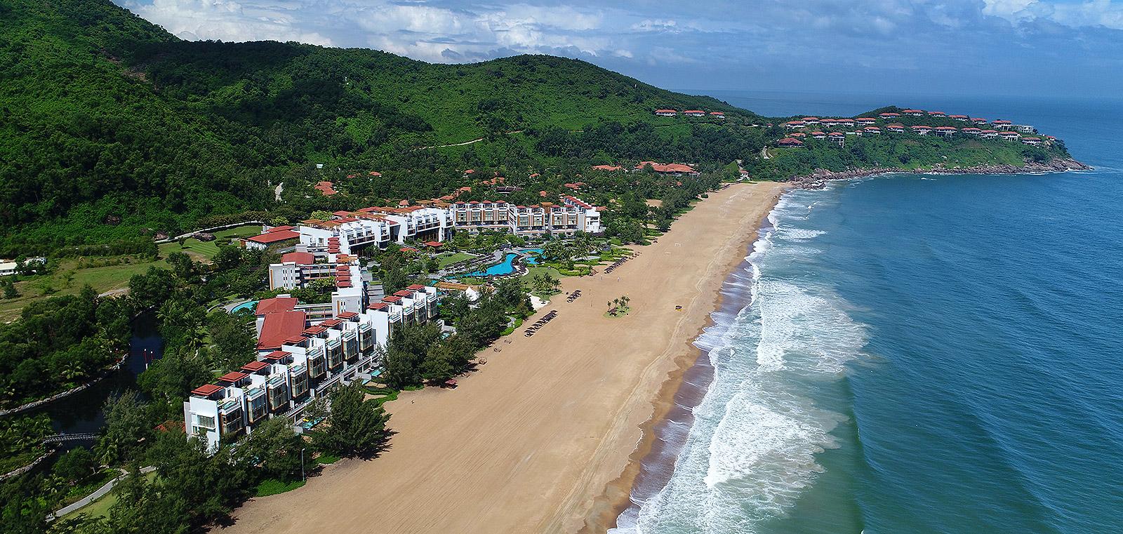 Laguna Lang Co resort - Central Vietnam