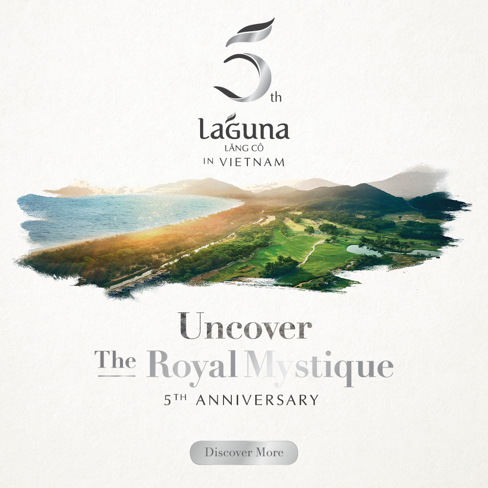 Kỷ niệm 5 năm thành lập Laguna Lăng Cô