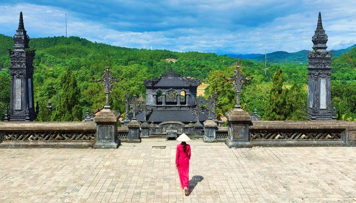 Central Vietnam culture and history