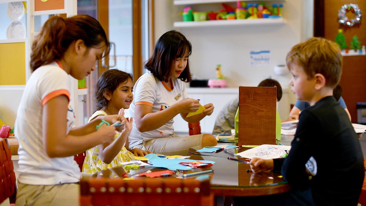 Laguna Lăng Cô Kids' Club | Angsana Lang Co | Banyan Tree ...