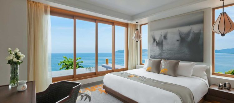 Seaview Junior Pool Suite King | Twin, Angsana Lang Co resort Hue, Vietnam banner