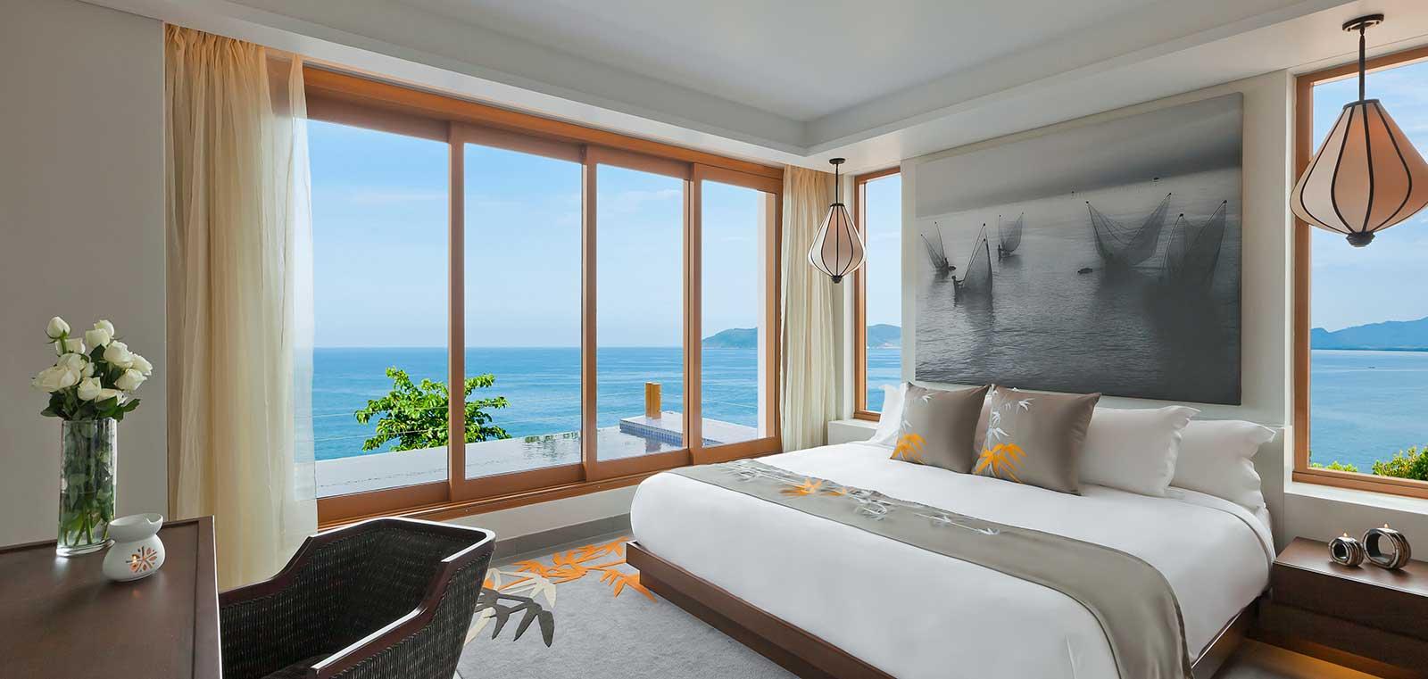 Seaview Junior Pool Suite King   Twin, Angsana Lang Co resort Hue, Vietnam banner