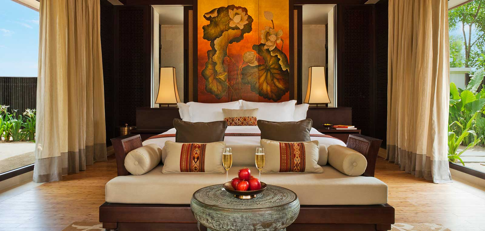 Sanctuary Pool Villa, Banyan Tree Lang Co resort