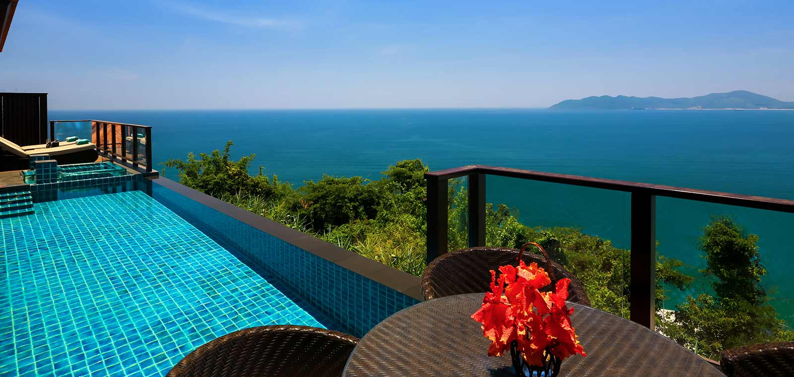 Three Bedroom Seaview Hill Pool Villa | Banyan Tree Lang Co, Central Vietnam