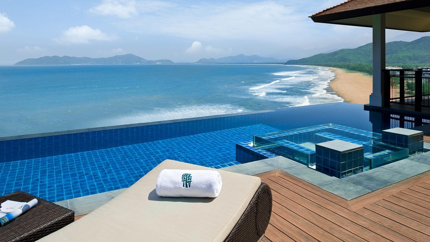 Laguna Lăng C 244 One Bedroom Seaview Hill Pool Villa