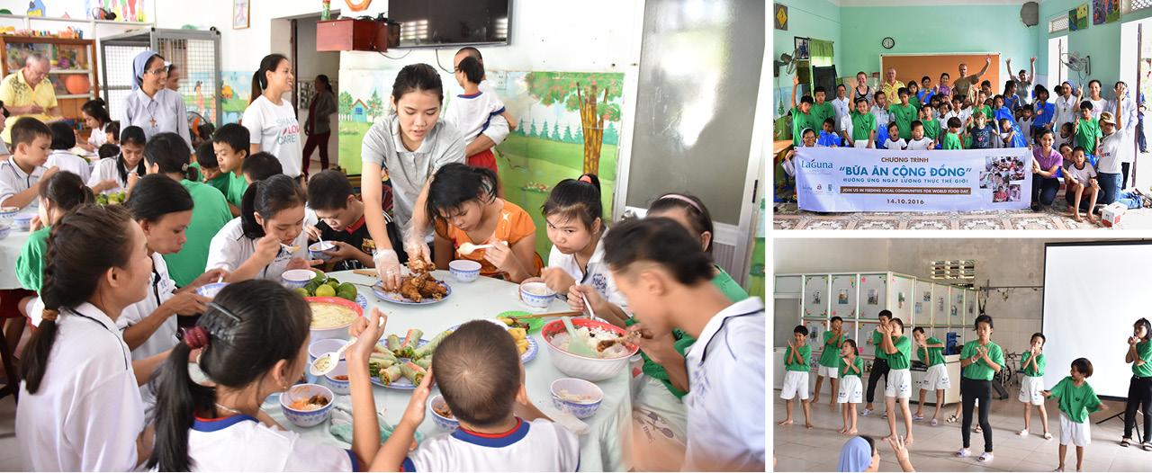 Feeding Community Together 2016