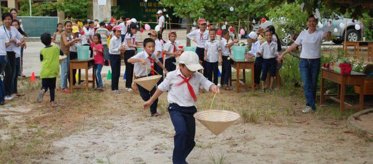 Laguna Lăng Cô, the School Water Project