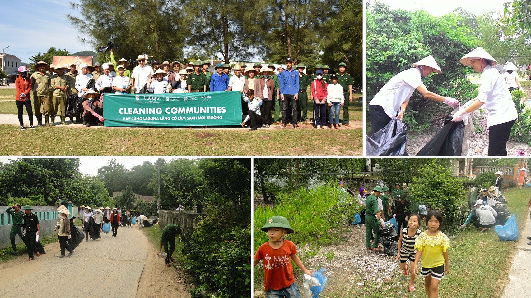 Laguna Lang Co Cleaning Communities 2017