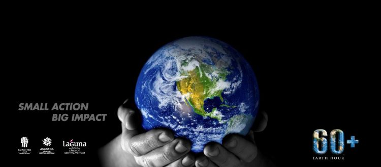 Earth Hour, Laguna Lang Co, sustainability