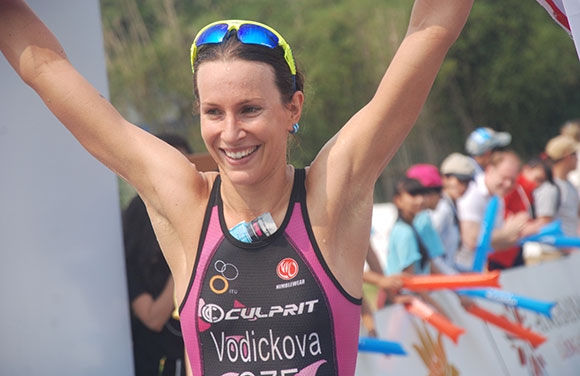 Triathlon-Radka-Womens-winner