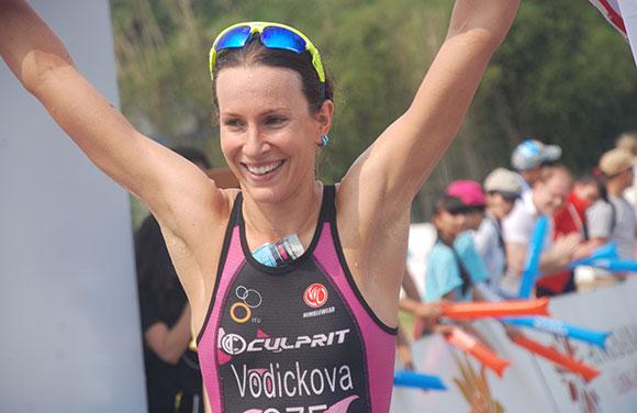 Triathlon-Radka-Womens-winner