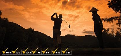Sunset Golf Everyday (2)