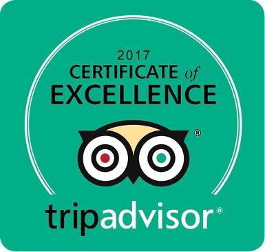 Laguna Golf đạt Chứng nhận xuất sắc của trip advisor