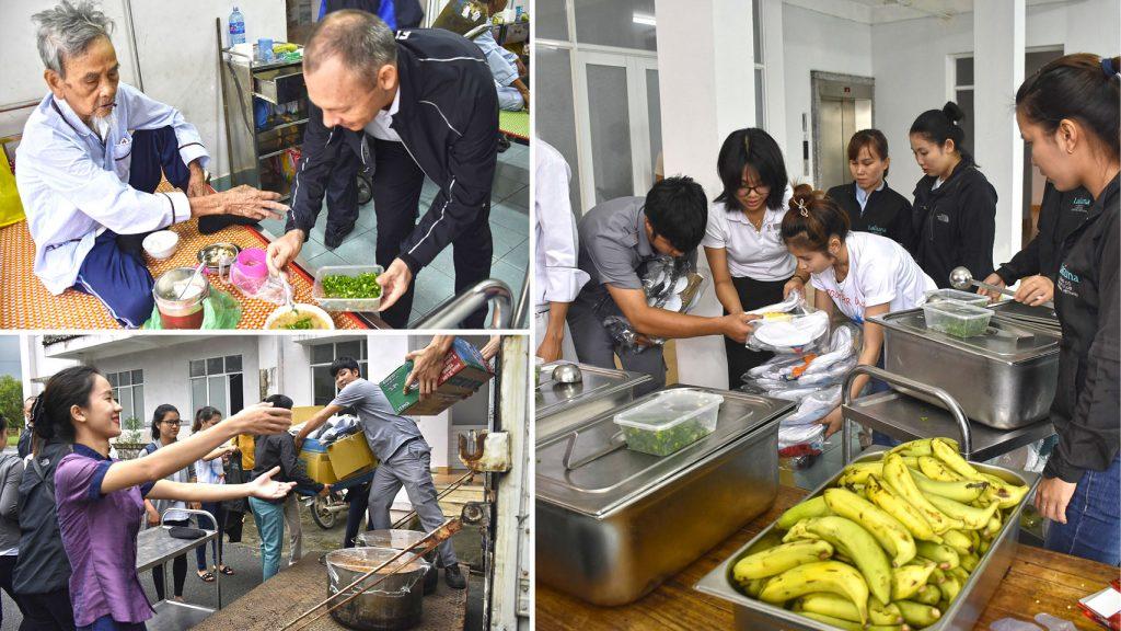 Laguna Lăng Cô has successfully organized the Feeding Community Together program 2017 Day 3