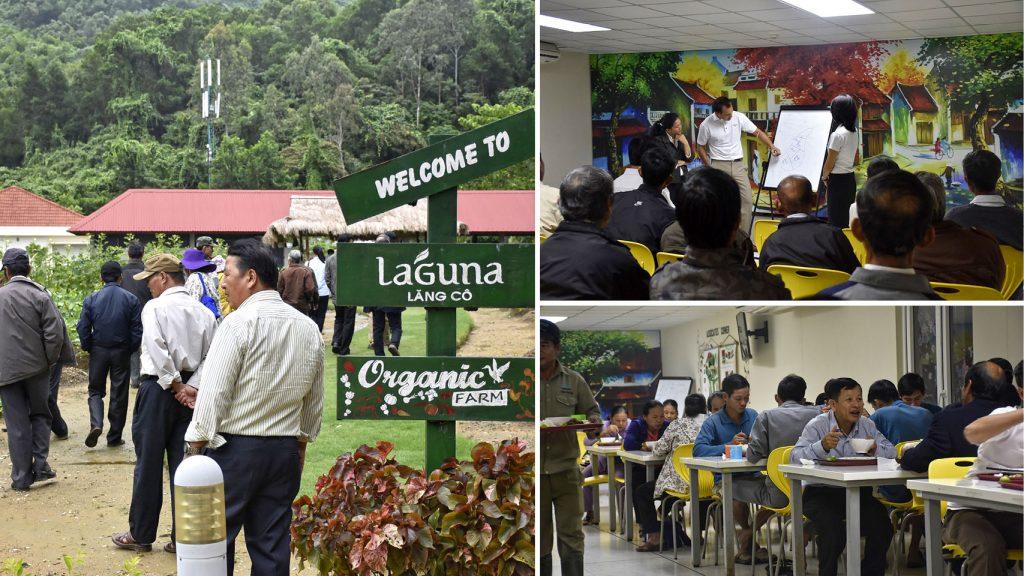 Laguna Lăng Cô has successfully organized the Feeding Community Together program 2017 Day 1