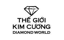 The Gioi Kim Cuong Logo