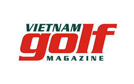 Vietnam Golf Magazine Logo