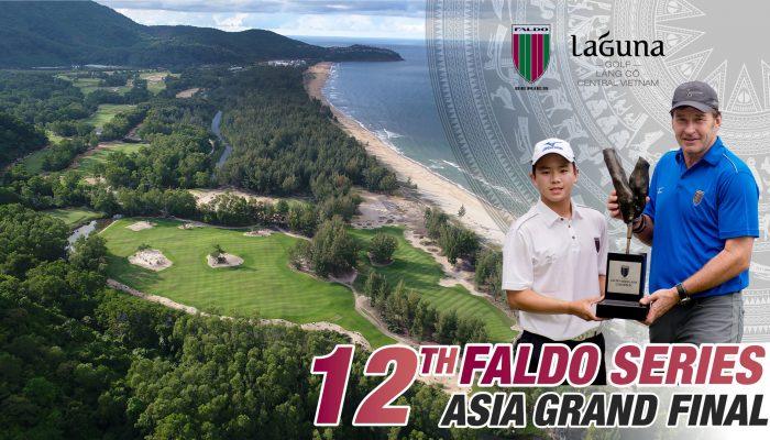 vòng chung kết giải Faldo Series Châu Á lần thứ 12 banner 1920x1080px