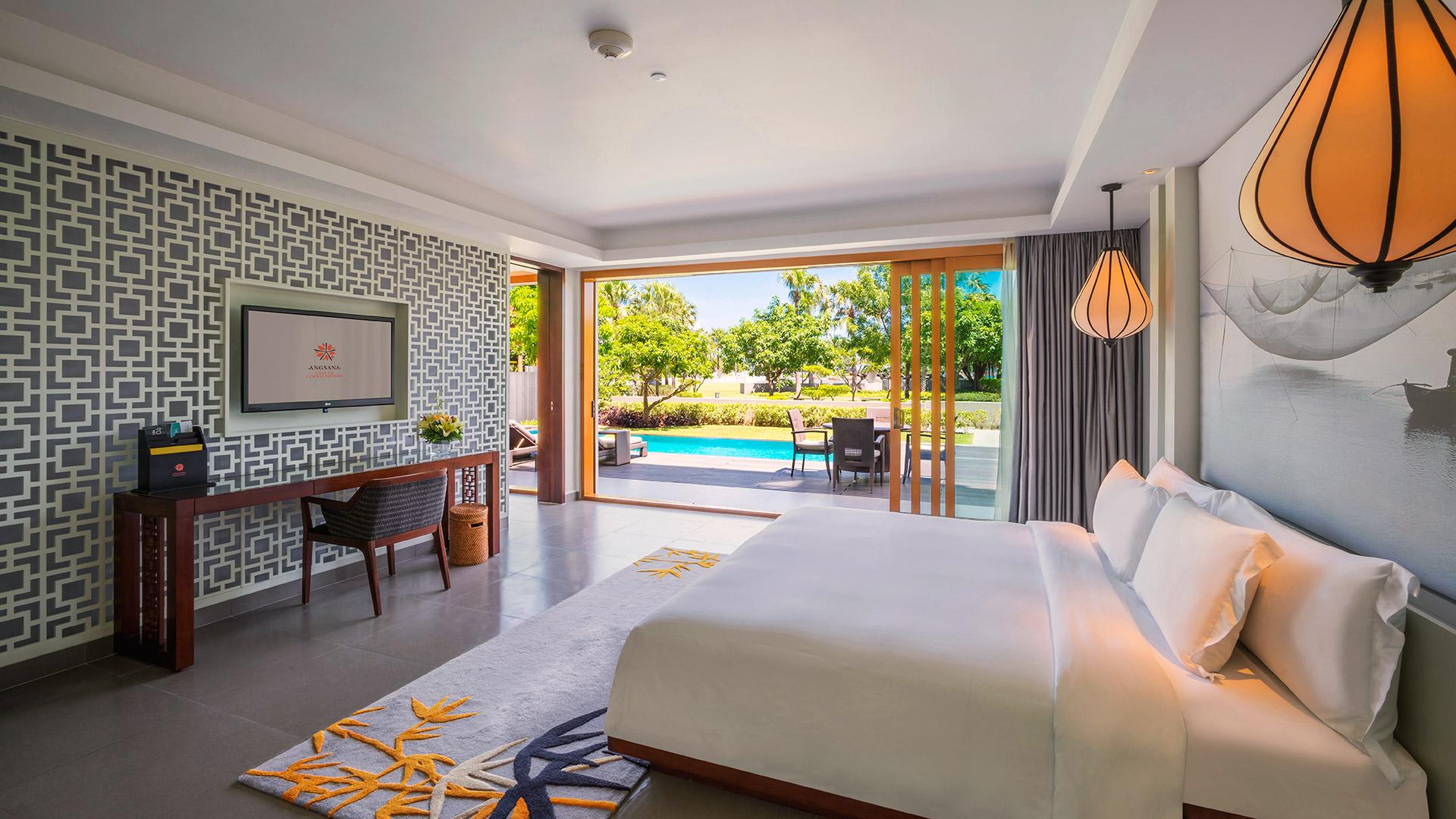 Courtyard Pool Suite Two Bedroom