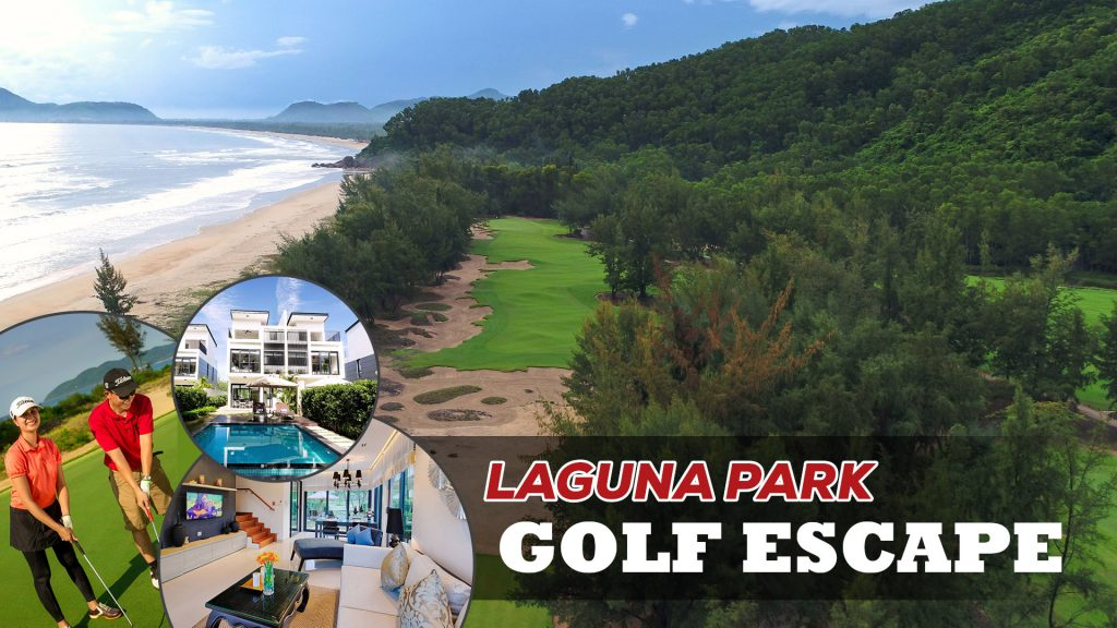 Laguna Park Golf Escape - special offer