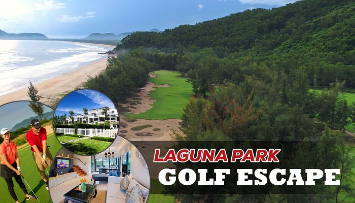 Laguna Park Golf Escape - Laguna Park Stay & Play package