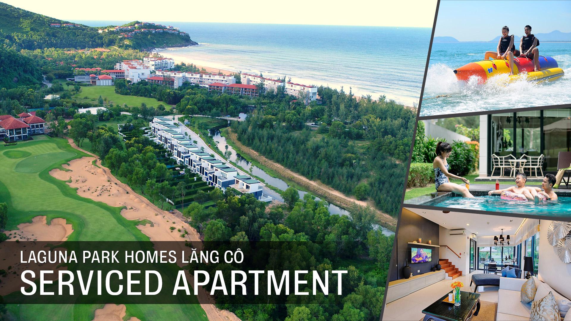 Laguna Park Homes Lăng Cô Serviced Apartment
