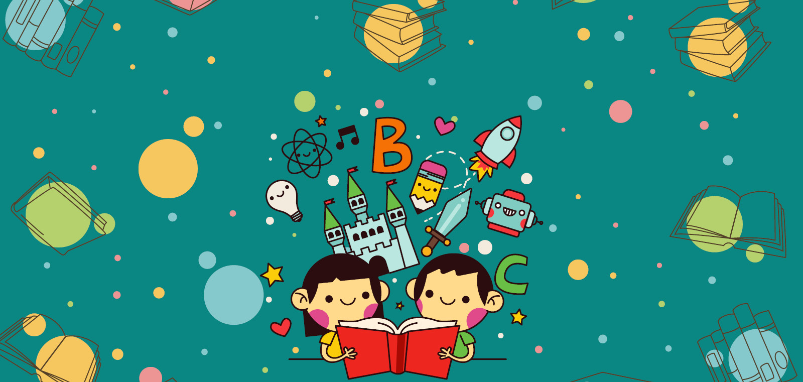 "Reading Is Fun 2018 (Feb-Nov), part of ""Is Fun"" educational project, is launched to bring more interesting books as well as enhance the passion and habit of reading for local school children."