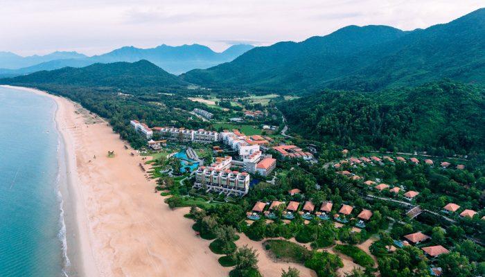 Khu nghỉ dưỡng phức hợp Laguna Lăng Cô