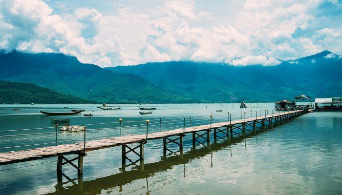 Lap An Lagoon - Lăng Cô Bay - Central Vietnam