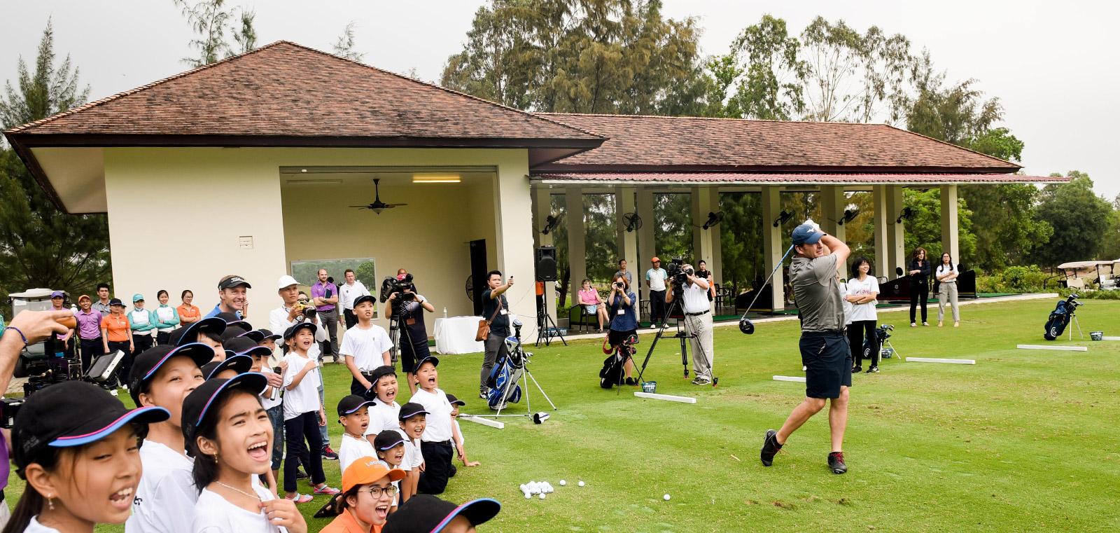 Grow Golf - Laguna Lang Co Sustainability