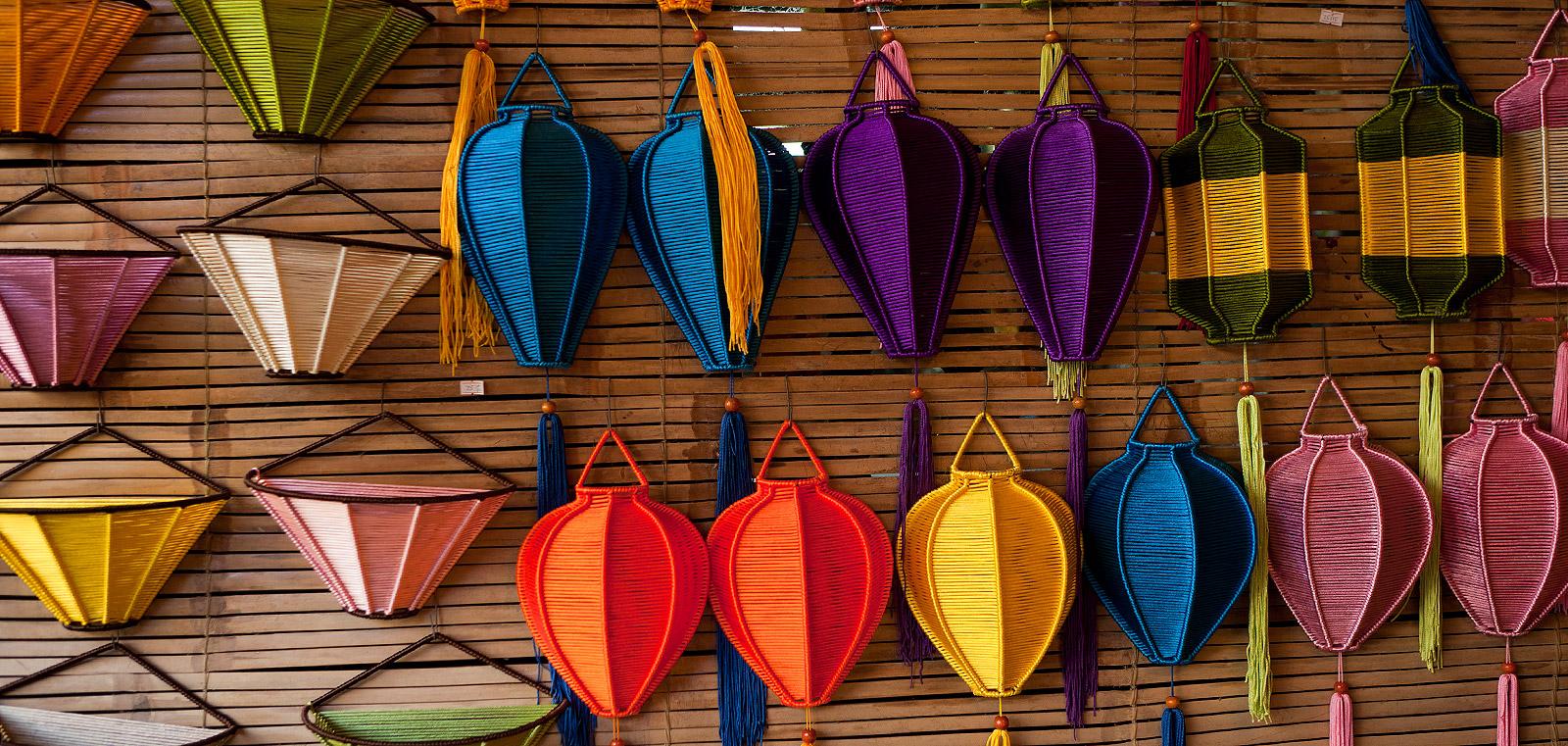 Đèn lồng Hội An, Quảng Nam