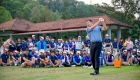 Faldo Golf Clinic