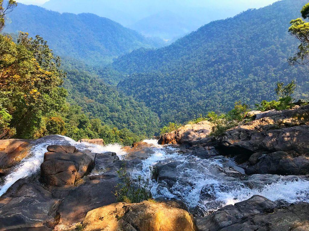 Khám phá núi Bạch Mã, thách Đỗ Quyên