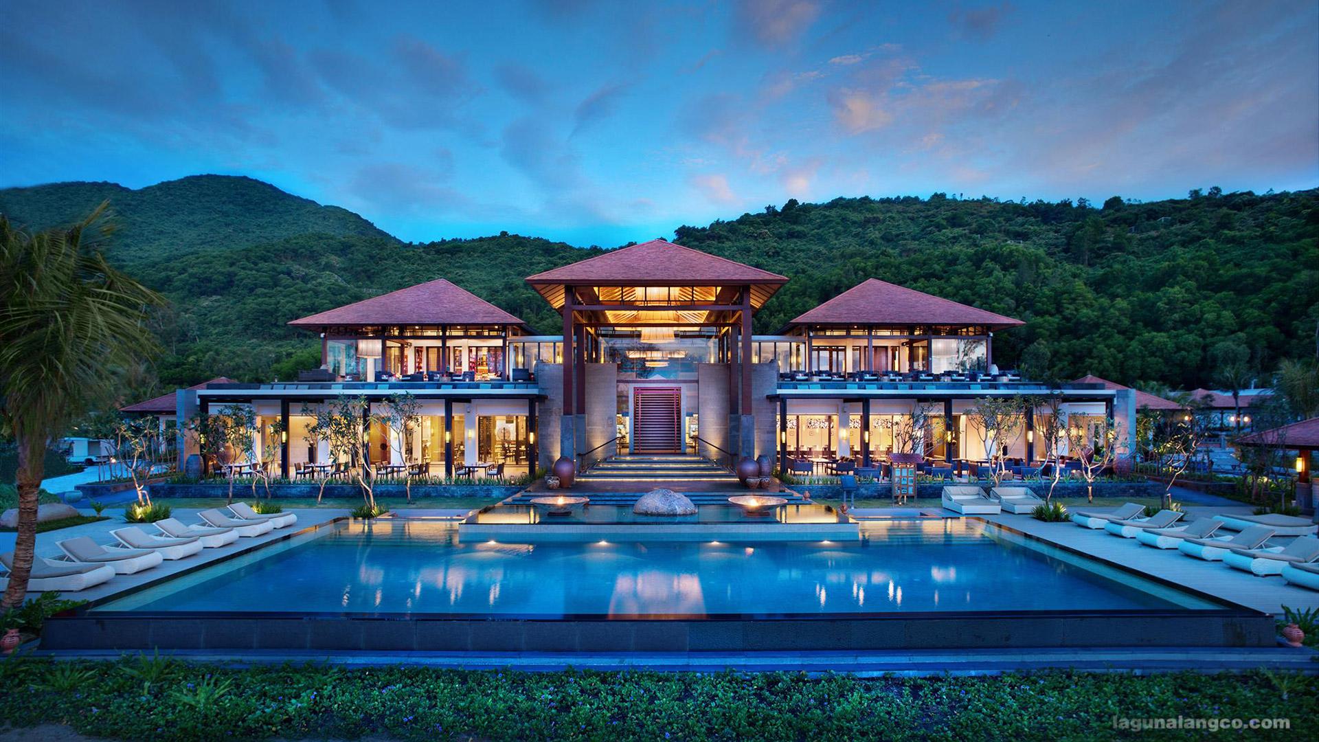Khu nghỉ dưỡng Banyan Tree Lăng Cô resort