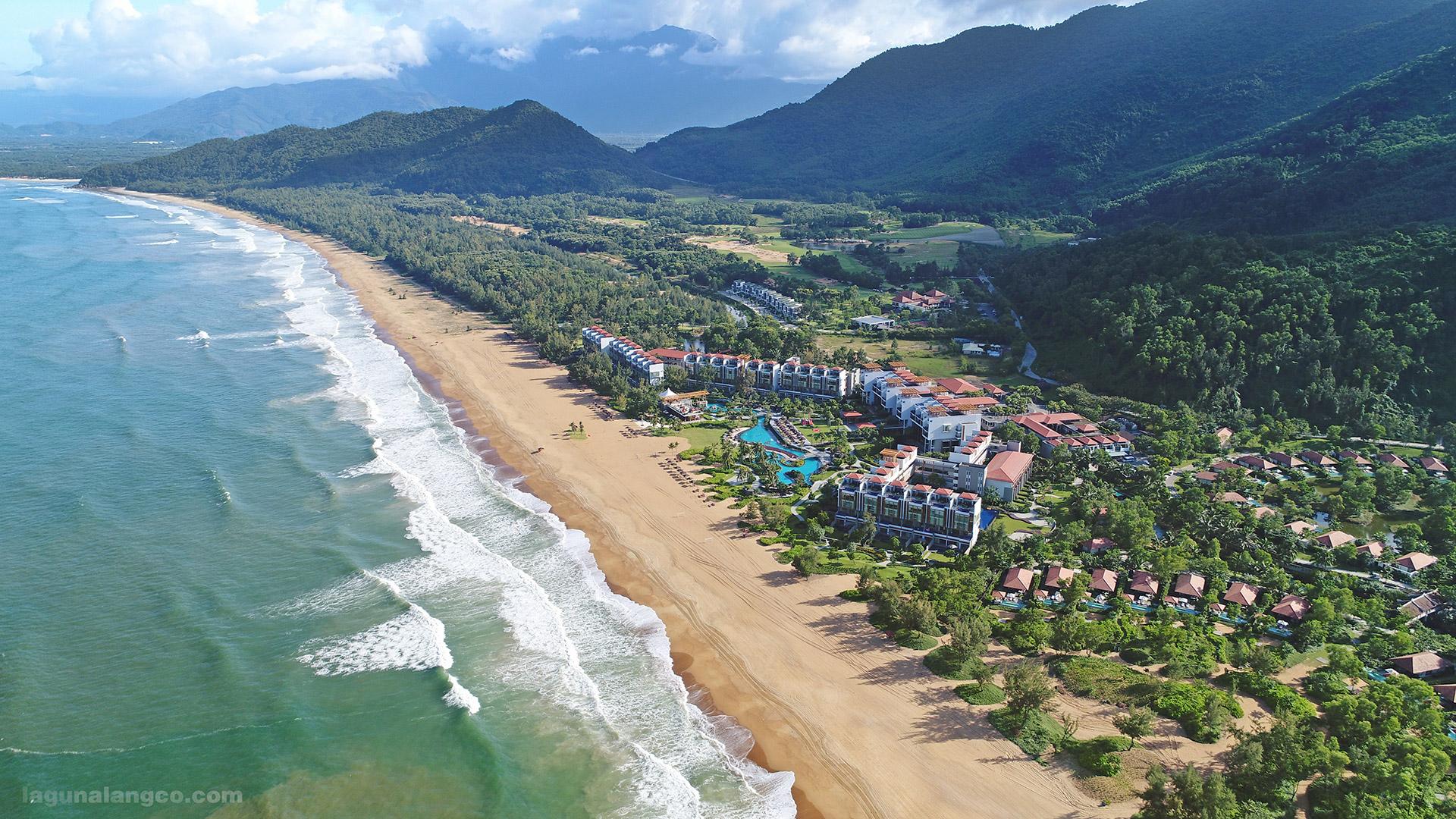 Khu nghỉ dưỡng sang trong bậc nhất Việt Nam