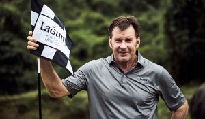 6-time Major Champion Sir Nick Faldo – Laguna Golf Lăng Cô's golf course designer
