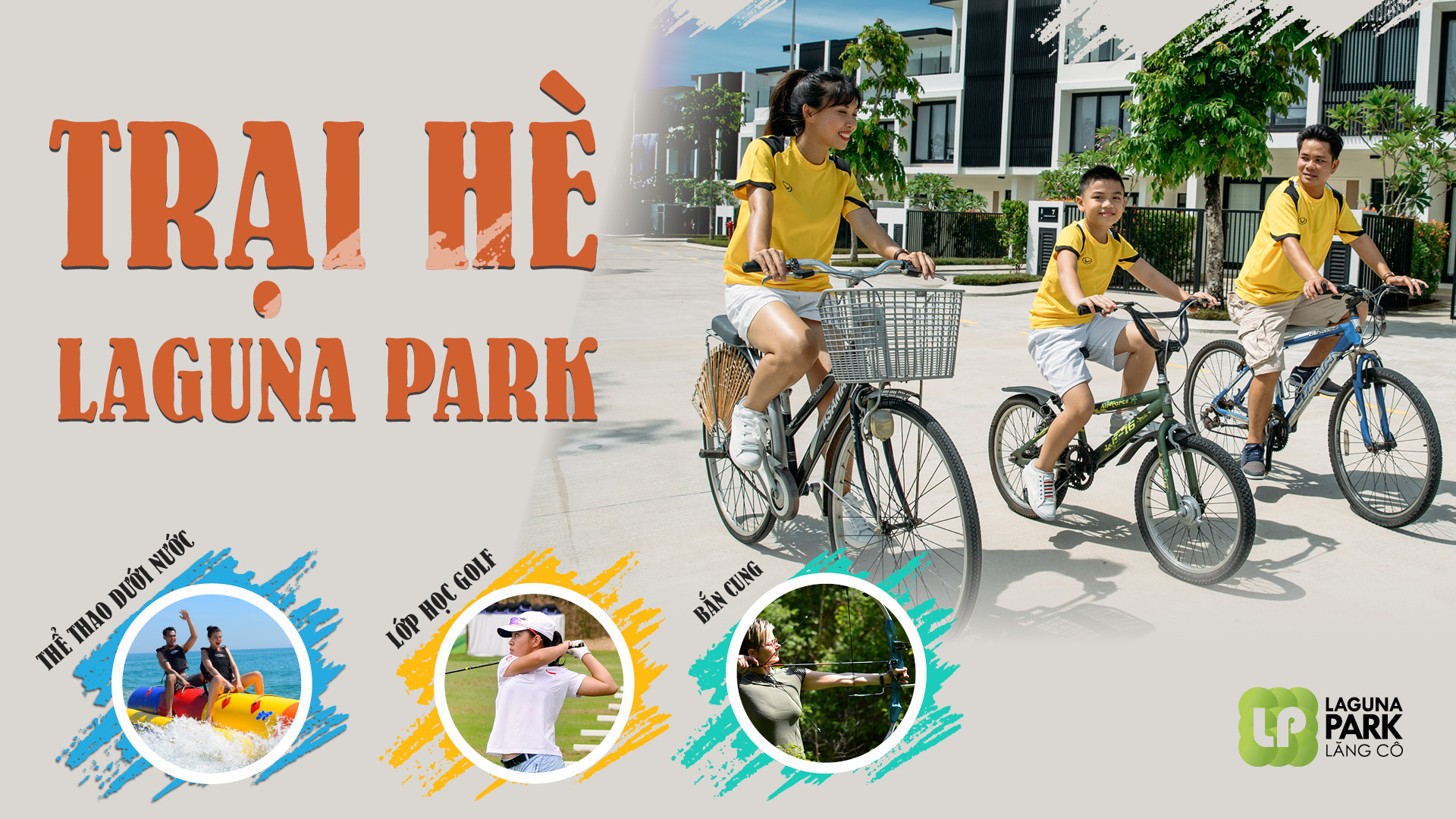 Chương trình Trại Hè Laguna Park