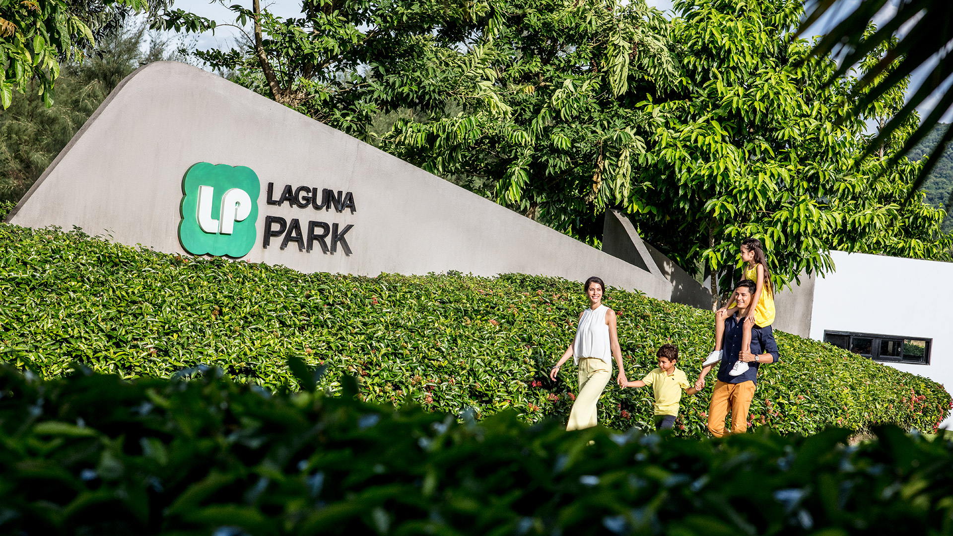 Giá ưu đãi tại Laguna Park