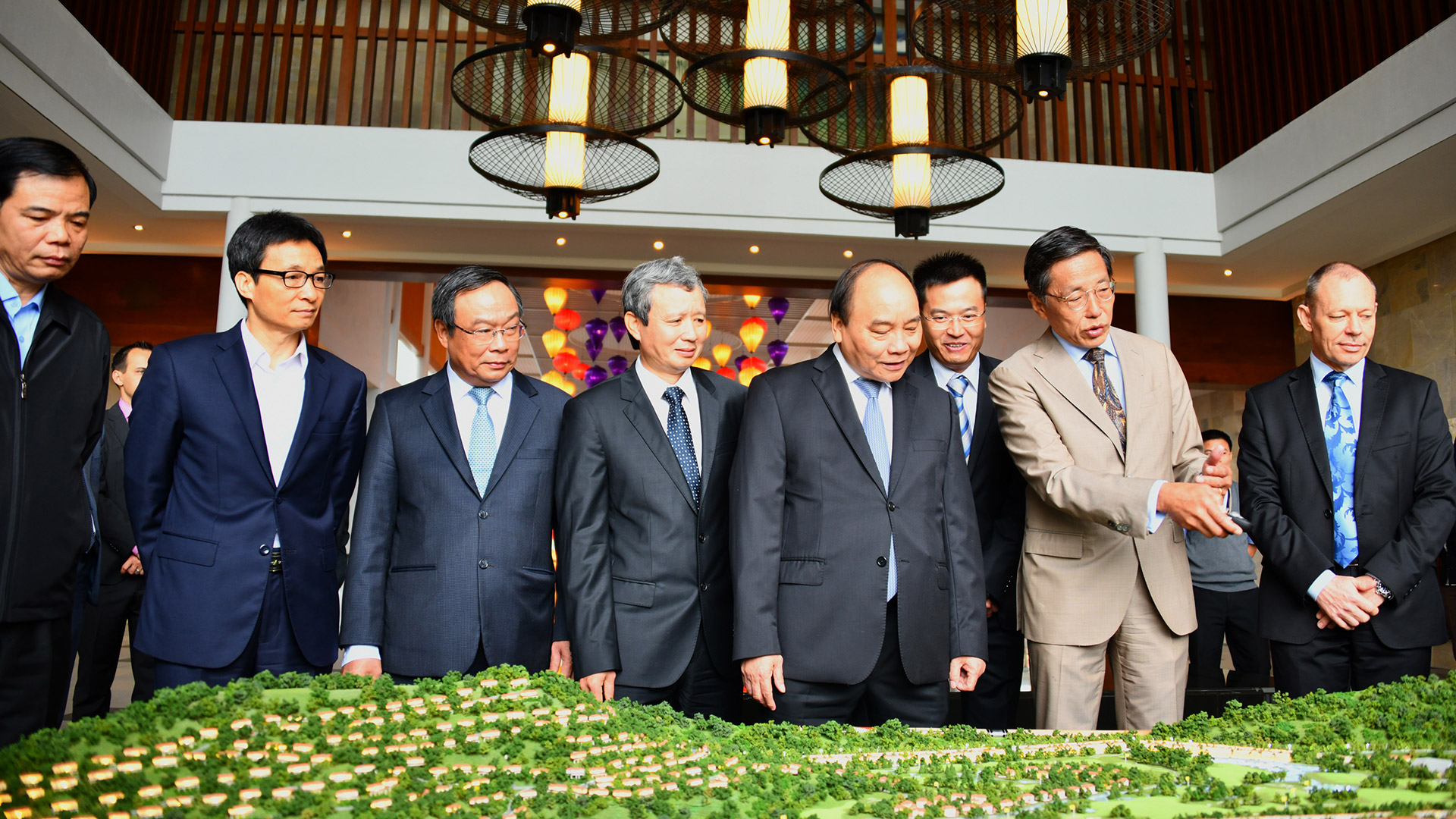 Prime Minister works with Banyan Tree Holdings