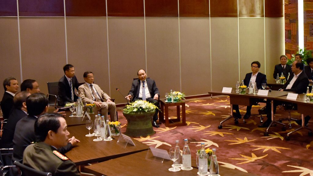 Prime Minister works with Banyan Tree Holdings - photo 2
