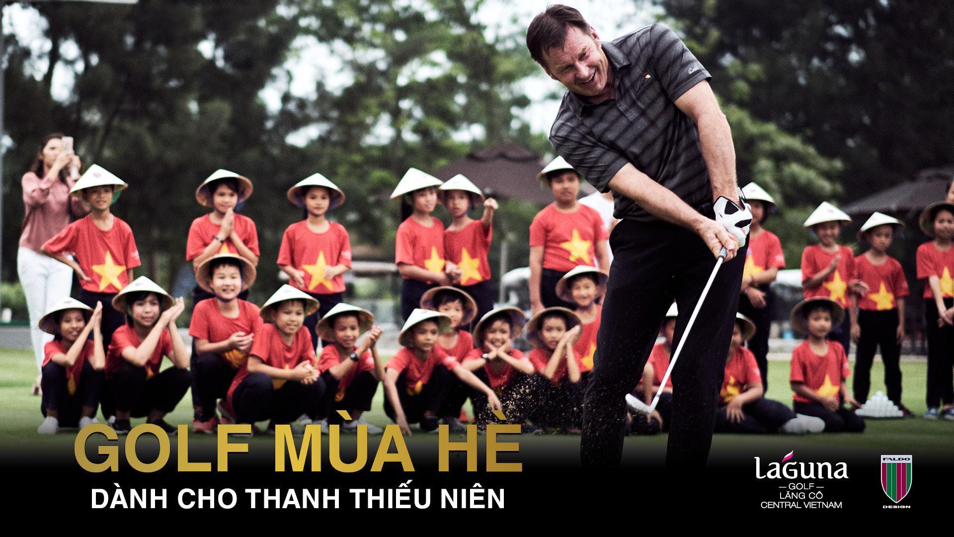 Golf Mùa Hè dành cho thanh thiếu niên