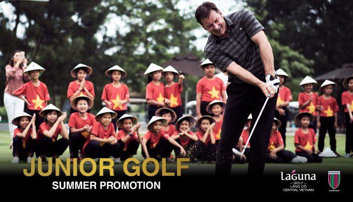 Junior Golf - Summer Promotion 2018
