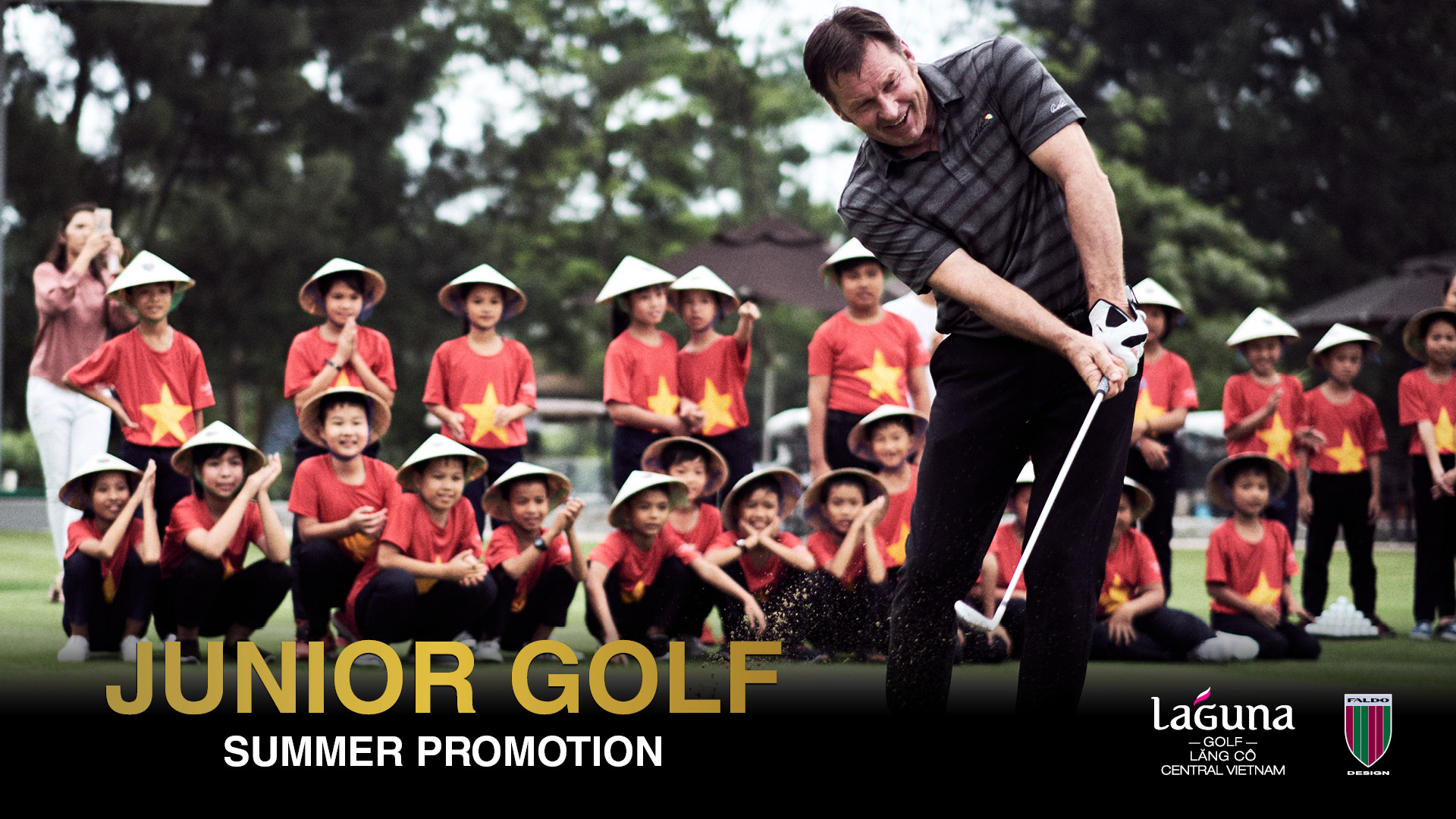 Junior Golf - Summer Promotion 2018