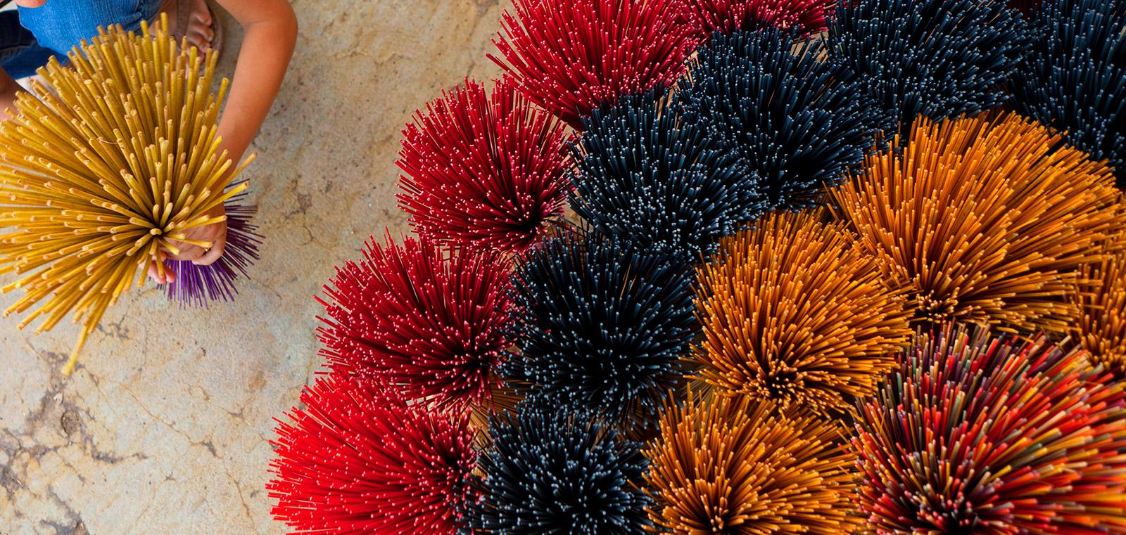 Làng nghề làm hương Xuân Thuỷ, tỉnh Thừa Thiên Huế