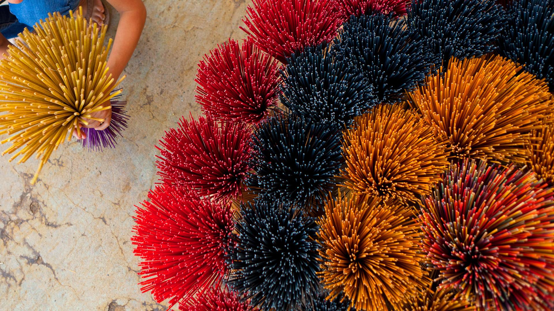 Làng nghề làm hương Xuân Thuỷ, Thừa Thiên Huế