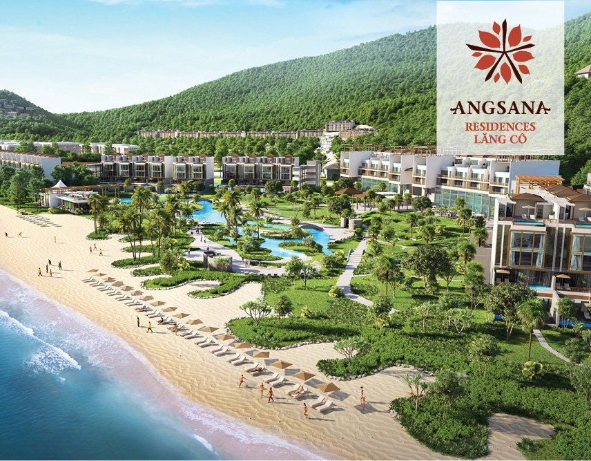 Angsana Residences Lang Co brand